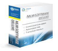 MLM Software Box for Deluxe MLM Software